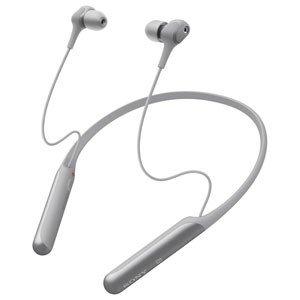 【納期約1~2週間】SONY ソニー WI-C600N-H ノイズキャンセリング機能搭載Bluetooth対応ダイナミック密閉型カナルイヤホン(グレー) WIC600NH