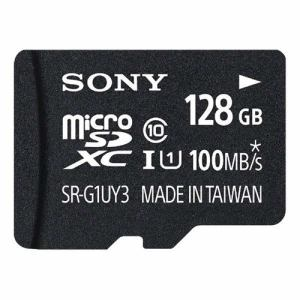 【納期約1~2週間】SONY ソニー SR-128UY3A microSDカード SONY ソニーSDカードUY3Aシリーズ 128GB SR128UY3A