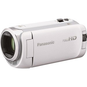 【納期約3週間】Panasonic パナソニック HC-W590M-W デジタルハイビジョンビデオカメラ ホワイト HCW590MW