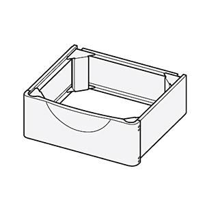 【納期約7~10日】HITACHI 日立 洗濯機置き台 TR-BD2 TRBD2
