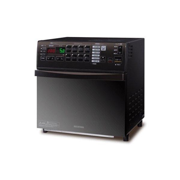 【納期約1~2週間】アイリスオーヤマ FVX-M3B-B リクック熱風オーブン FVXM3BB