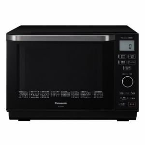 【納期約3週間】Panasonic パナソニック NE-MS266-K オーブンレンジ エレック 1段調理タイプ 26L ブラック NEMS266K