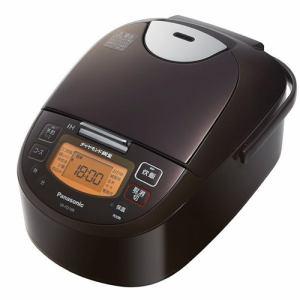 【納期約2週間】Panasonic パナソニック SR-FD189-T IH炊飯ジャー 1升炊き ブラウン SRFD189T