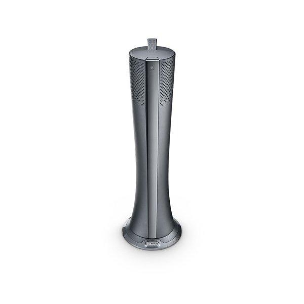 【納期約1~2週間】DeLonghi デロンギ HFX85W14C 空気清浄機能付きファン(リモコン付) (送風・温風兼用) 空気清浄機能付きファン