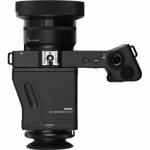 【納期約1ヶ月以上】◎SIGMA シグマ デジタルカメラ 「dp2 Quattro LCDビューファインダーキット」 DP2Q