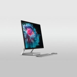 【お一人様1台限り】【納期約4週間】【代引き不可】Microsoft マイクロソフト LAH-00023 Surface Studio 2 i7/16GB/1TB プラチナ LAH00023