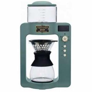【納期約1~2週間】ラドンナ K-CM6-SG コーヒーメーカー TOFF KCM6 SG