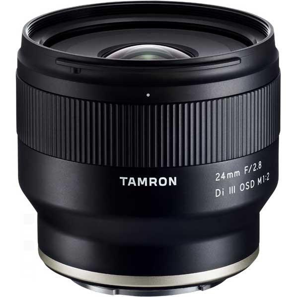 【納期約1~2週間】TAMRON タムロン 24mm F/ 2.8 Di III OSD M1:2 (Model:F051) ※FEマウント用レンズ(フルサイズミラーレス対応) 24F/ 2.8DI3OSDF051