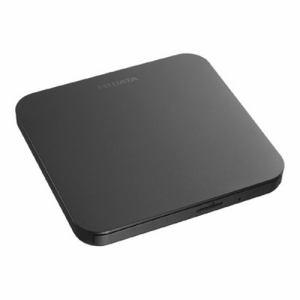お得 納期約2週間 アイ オー 海外限定 データ機器 DVRP-U8ZK ブラック 2.0対応 USB DVRPU8ZK ポータブルDVDドライブ