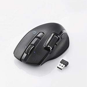 納期約7~10日 ELECOM エレコム M-DWM01DBBK ハードウェアマクロ搭載マウス MDWM01DBBK セールSALE%OFF サイドホイール 大幅にプライスダウン Mサイズ ブラック