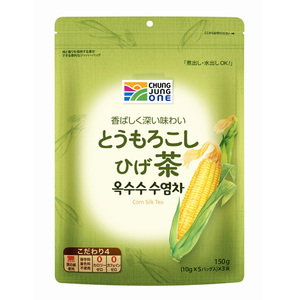 清浄園 とうもろこしひげ茶 ×30個セット【コーン茶】【韓国伝統茶】