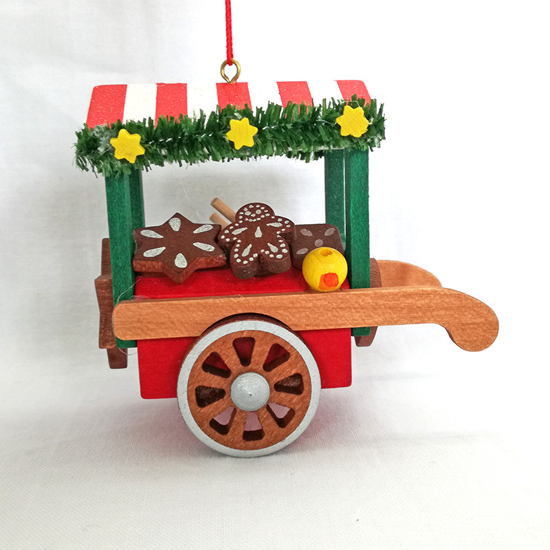 Car Christmas Tree.Present Market Car With Gingerbrad Ornament By Ksinteronline Which Tree Of Christmas Cart Germany Industrial Art Object Christmas Tree Decoration