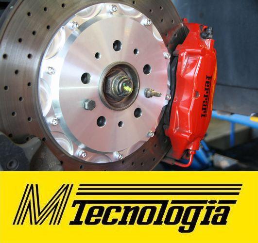 M-Tecnologia製フェラーリF430 純正1ピースブレーキローター用ブレーキハウジングマスク