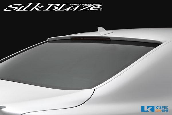 SilkBlaze ルーフスポイラー【純正色塗装】レクサス・LS(LS600 UVF45/46)[代引き/後払い不可]