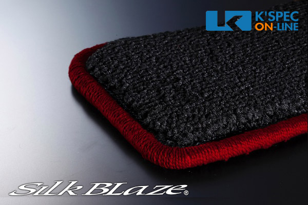 SilkBlaze ラグマット【50系エスティマ】セカンドシート(Gグレード専用)