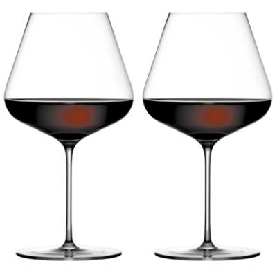 【正規品】Zalto ザルト 赤ワイングラス ペアセット ブルゴーニュ BURGUNDY Φ125×H230mm(960ml)×2個 【食器洗浄機対応】【ラッキシール対応】