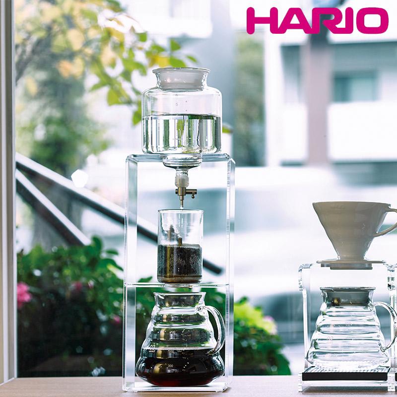 HARIO ハリオ 水出しコーヒー ウォータードリッパー・クリア 780ml 2~6杯用 WDC-6【ラッキシール対応】