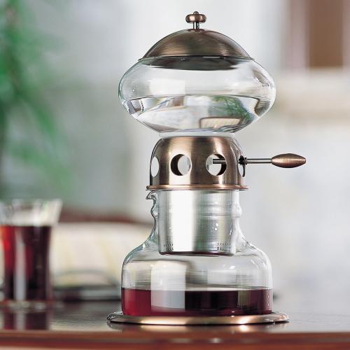 HARIO ハリオ 水出しコーヒー ウォータードリッパー・ポタN 600ml 5杯用 PTN-5BZ【ラッキシール対応】