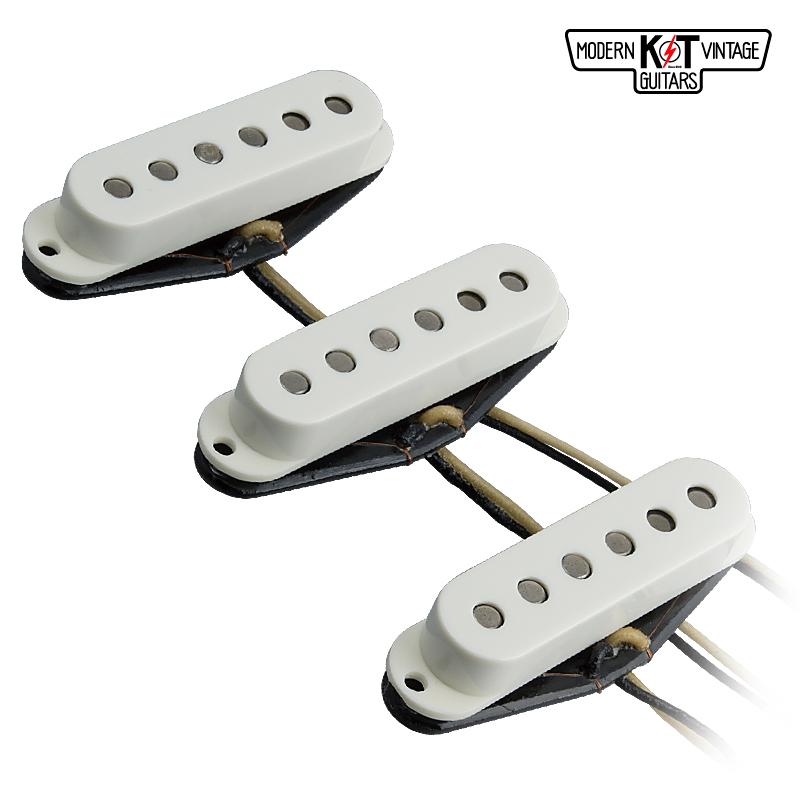 K&T LOMセット《エレキギター用 ピックアップ/シングル/カバー付》【全品送料・代引手数料無料!】