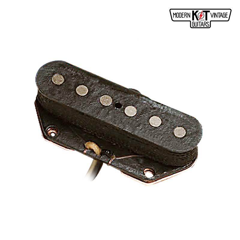K&T T51 リア単品《VINTAGE COIL使用》《エレキギター用 ピックアップ/テレキャスター/フロントカバー付》【全品送料・代引手数料無料!】