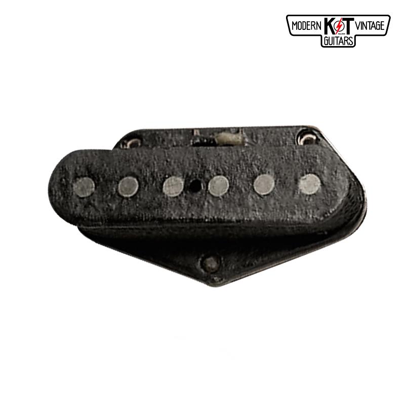 K&T T53 リア単品《VINTAGE COIL使用》《エレキギター用 ピックアップ/テレキャスター/フロントカバー付》【全品送料・代引手数料無料!】