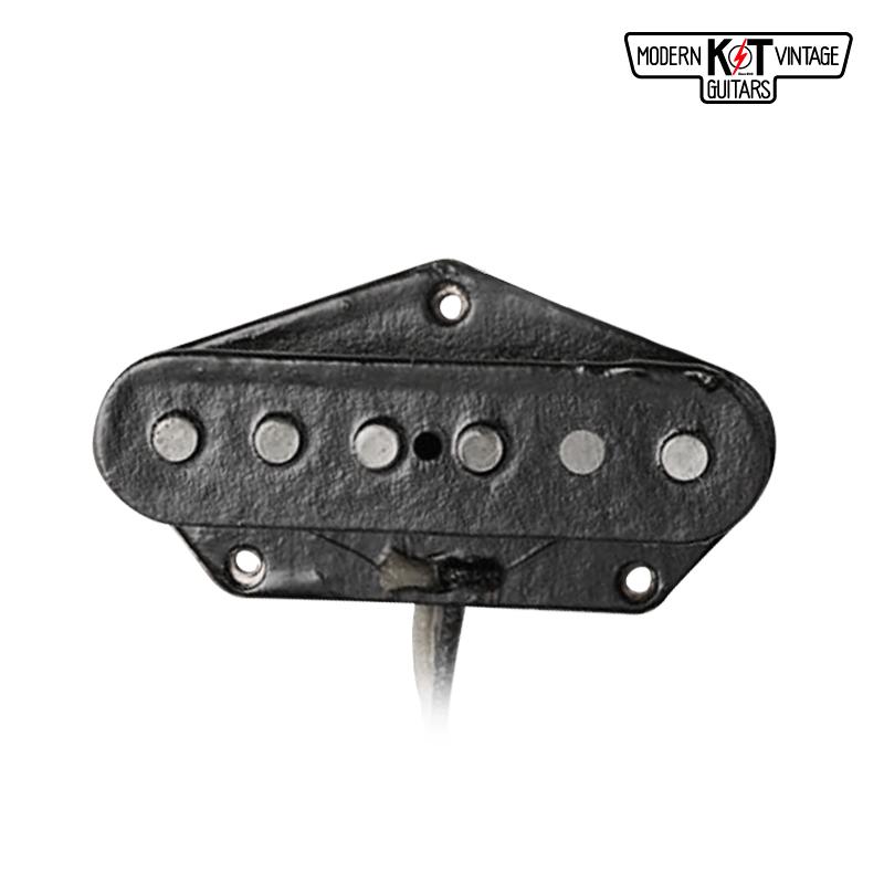 K&T ZOSO リア単品《VINTAGE COIL使用》《エレキギター用 ピックアップ/テレキャスター》【全品送料・代引手数料無料!】