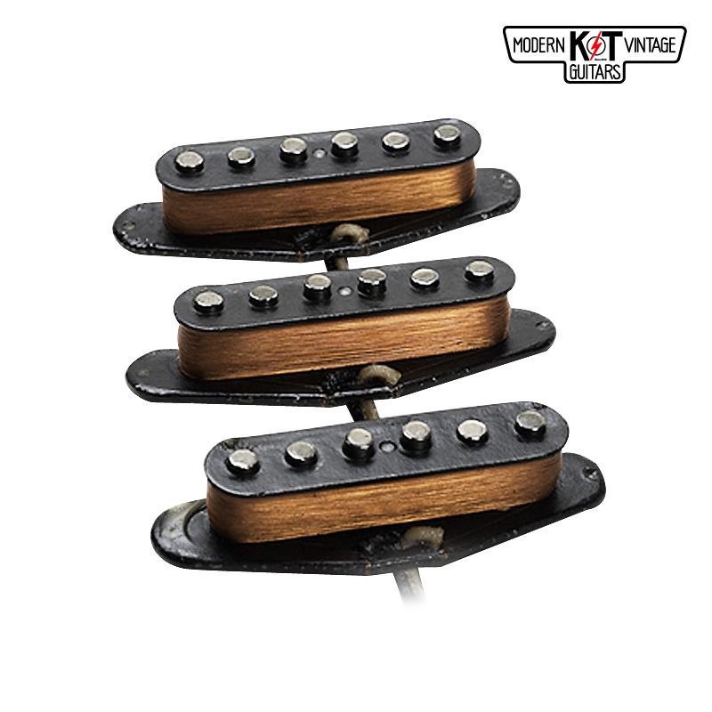 K&T AUSTIN LEGENDセット《エレキギター用 ピックアップ/シングル/カバー付》【全品送料・代引手数料無料!】