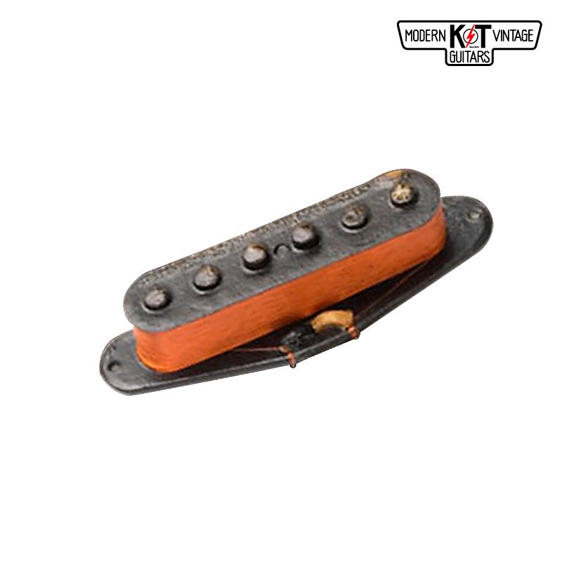 K&T 57LOM《エレキギター用 ピックアップ/シングル/カバー付》【全品送料・代引手数料無料!】
