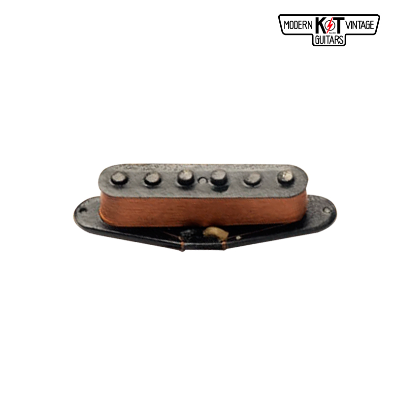 K&T 55LOM《エレキギター用 ピックアップ/シングル/カバー付》【全品送料・代引手数料無料!】