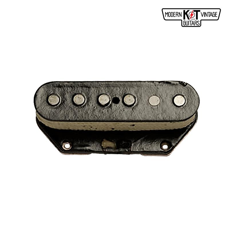 K&T T62リア単品《VINTAGE COIL使用》《エレキギター用 ピックアップ/テレキャスター/フロントカバー付》【全品送料・代引手数料無料!】