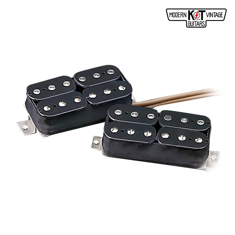 K&T QUADRYセット《エレキギター用 ピックアップ/ハムバッカー》【全品送料・代引手数料無料!】