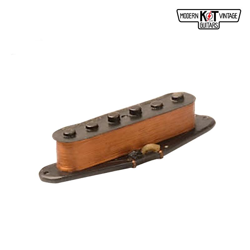 K&T 62LOM《エレキギター用 ピックアップ/シングル/カバー付》【全品送料・代引手数料無料!】