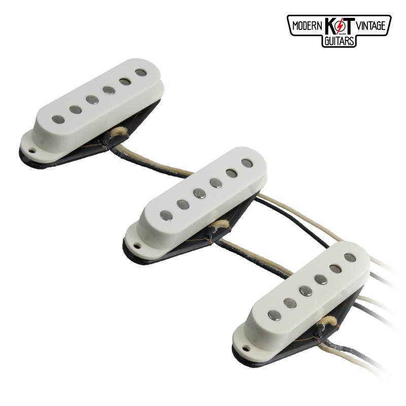 K&T 59LOMセット《エレキギター用 ピックアップ/シングル/カバー付》【全品送料・代引手数料無料!】
