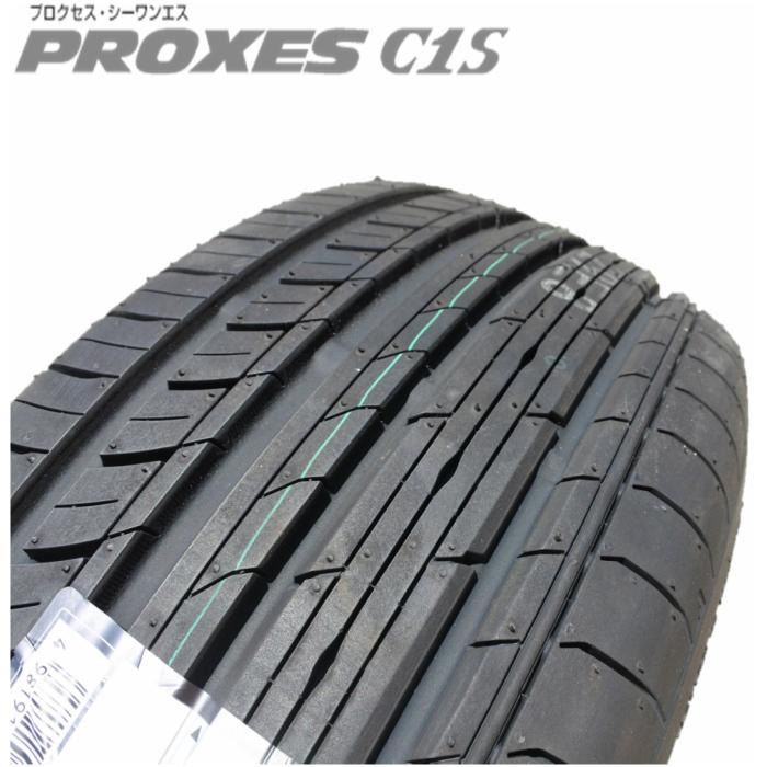 ☆コンフォートラジアルタイヤ TOYO TIRES (トーヨータイヤ) PROXES C1S 275/30R20 96W サマータイヤ4本