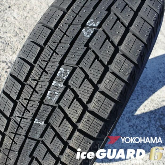 ☆数量限定/送料無料☆ヨコハマ(YOKOHAMA) ice GUARD(アイスガード) 6 iG60 165/60R15 77Qスタッドレスタイヤ1本価格