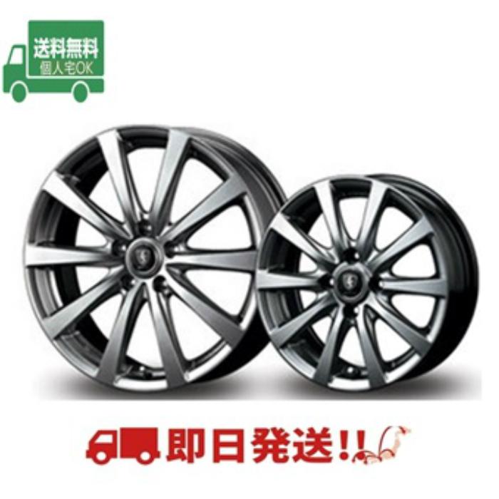 マルカ ユーロスピード G10 15インチ4.5J+43 4H100(PCD100) ホイール4本セット N-BOXカスタム/タントカスタム/ムーブ/ウェイク/デイズ/eKカスタム/軽自動車用