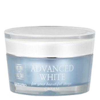眠っている間に各種有効成分が美白の相乗作用を高めます。【医薬部外品】【ヤマノ アドバンスドホワイト クリームWH30g】0279