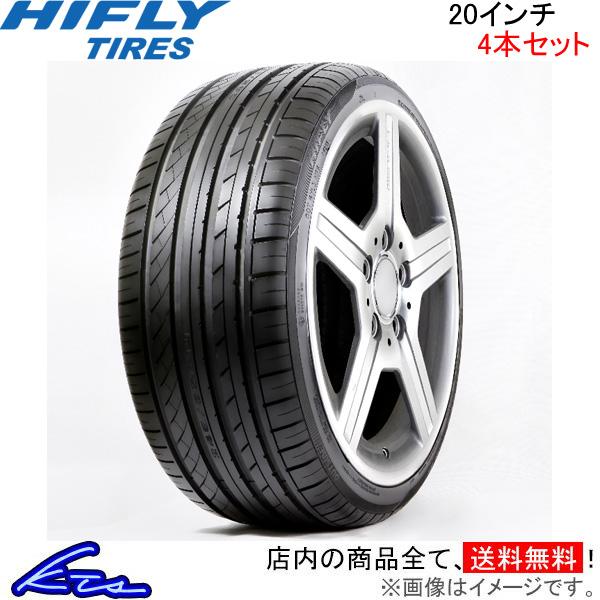ハイフライ HF805 4本セット サマータイヤ【225/35R20 90W XL】HIFLY 夏タイヤ 1台分【店頭受取対応商品】