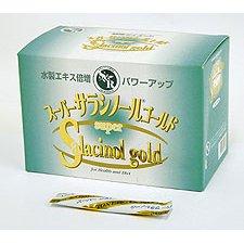 スーパーサラシノールゴールド顆粒 180g(2g×90包) +おまけ20包付