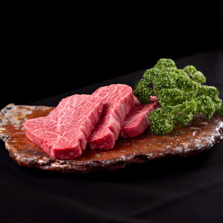 黒毛和牛 ステーキ 赤身 お得なキャンペーンを実施中 焼肉 ヘルシーサシの入ったお肉が苦手な方への贈り物に最適 モモステーキ ヘルシー 贈り物 150g×3個 ギフト ランプステーキ ショップ