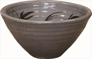 手洗鉢 唐津草文 (小) 24×H16cm