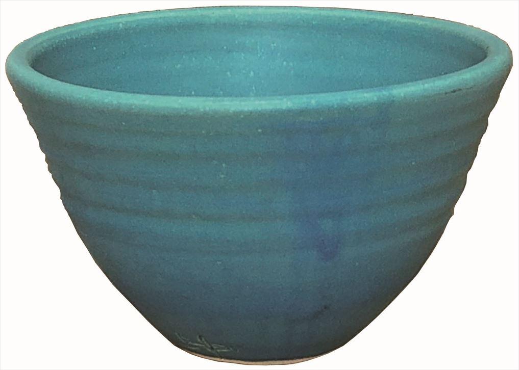 手洗鉢 トルコブルー (小) 24×H16cm
