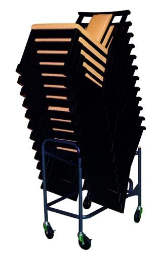 高座椅子台車 11-65-2(※大型家具扱送料別途見積となります)86×64×H90