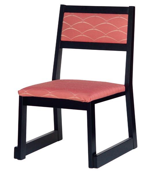 高座椅子/座椅子 横型 44.8×52.5×H71(SH35)cmフレーム:国産 布張り(※大型家具扱送料別途見積となります)