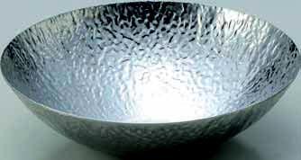 ステンレス製のお鍋です 紋様鍋 小 秀逸 在庫一掃売り切りセール 蓋なし ○17.2×H5cm
