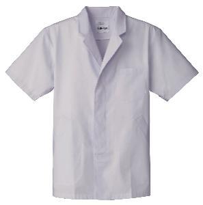 サンペックス社の調理衣がこの値段で FA-312 舗 調理衣男性用半袖 待望