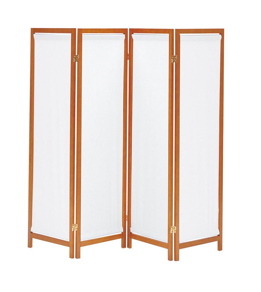 木製スクリーン(帆布)4 HT-4 44×2×H150cm(4面)