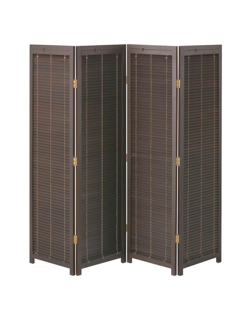 衝立4連 JP-LB4 フラウン45×2.5×H172cm×4 折り畳み(※大型家具扱送料別途見積となります)