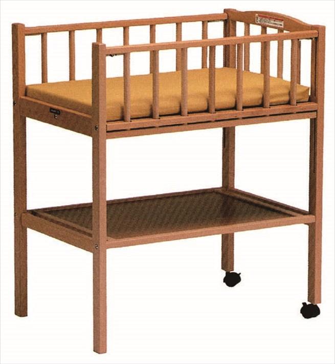 【ホテル・旅館【業務用】赤ちゃん おむつ替え台 組立式51×71×H96cm(※大型家具扱送料別途見積となります)