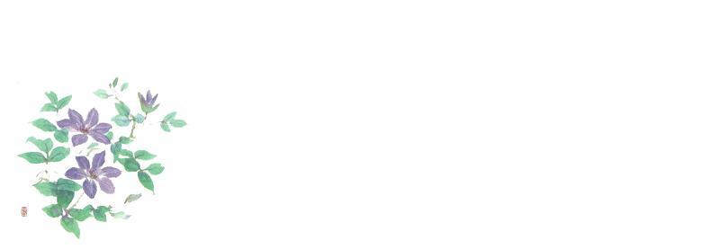 紙の箸置きマットです 雲龍和紙箸置きマットクレマチス 38×13cm 期間限定の激安セール 100枚入 祝日